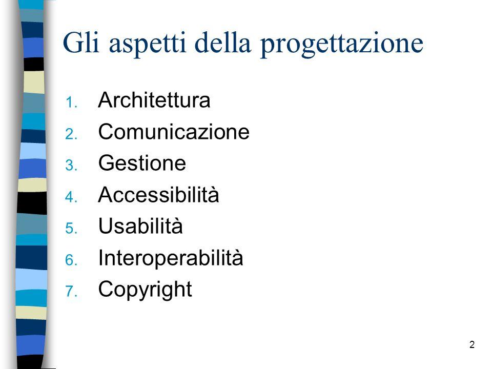 1 Progettazione e realizzazione sito web di Francesca Tomasi linee guida del Manuale per la Qualità dei siti Web pubblici culturali e i Principi europ