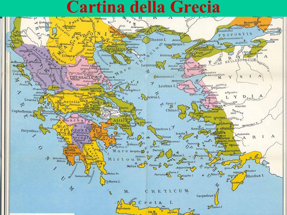 113 Cartina della Grecia