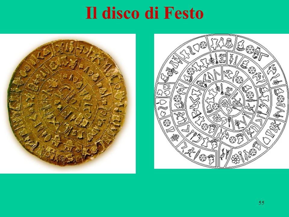 55 Il disco di Festo