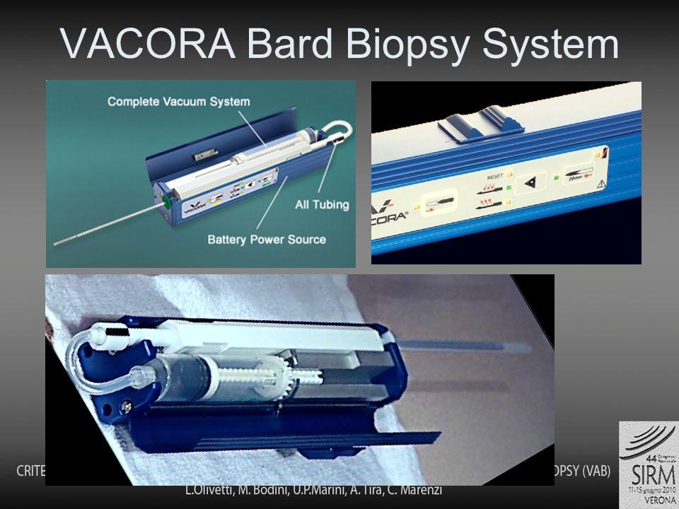 VACORA Bard Biopsy System