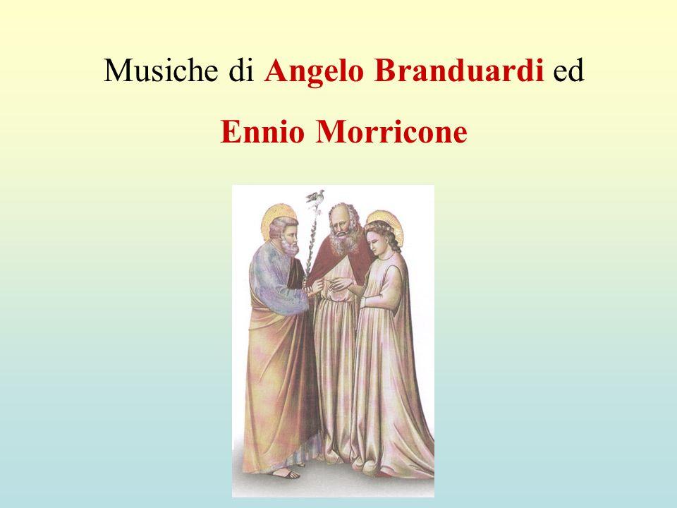 Musiche di Angelo Branduardi ed Ennio Morricone