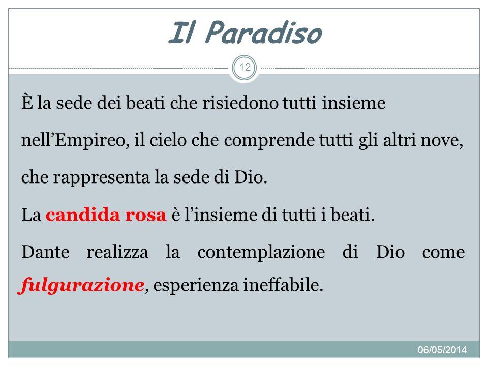 Pena del contrappasso È il rapporto tra la colpa e pene e Dante stesso a definirlo nellInferno (XXVIII, v. 142) Così sosserva in me lo contrappasso. D