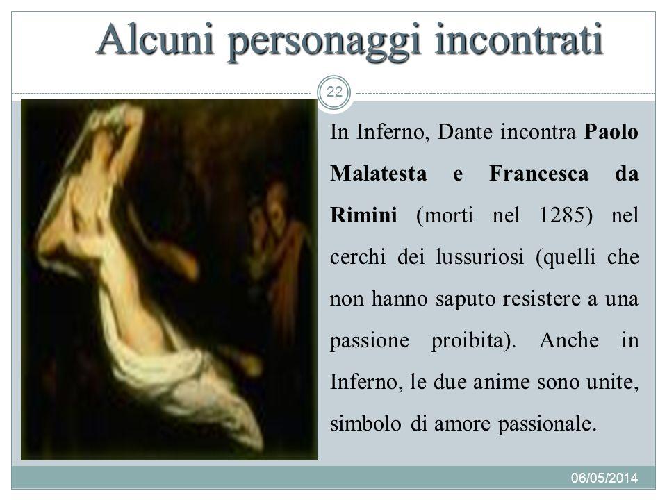 Le guide di Dante Dante viene accompagnato nel suo viaggio da due guide, in successione: - il poeta latino Virgilio, simbolo della ragione umana - la