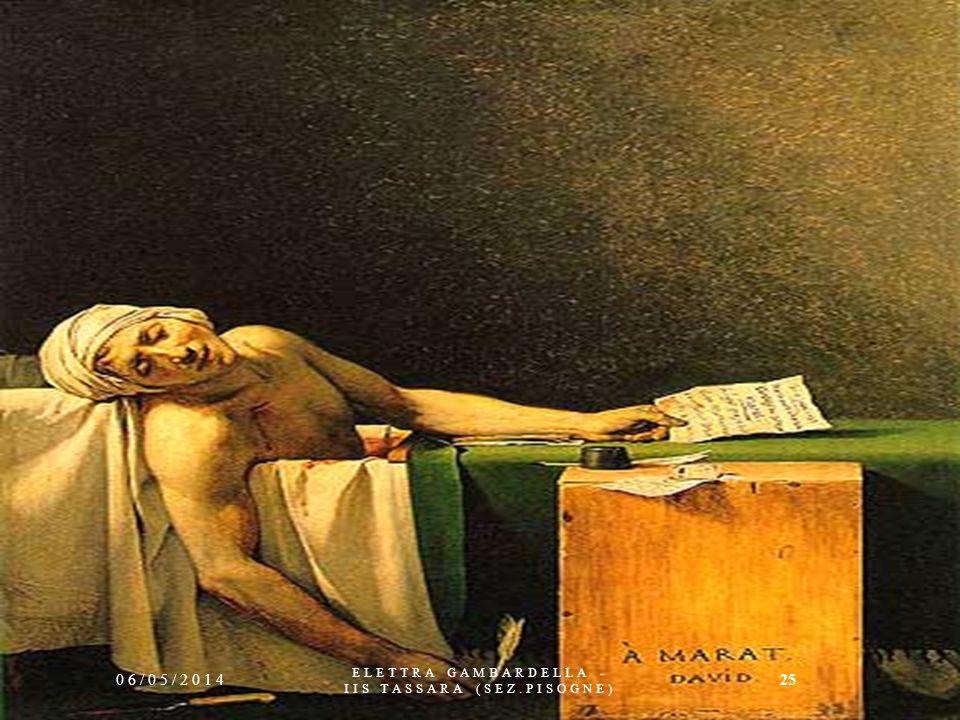 George Jacques Danton (1759-1794) guida dei Cordiglieri 06/05/2014 ELETTRA GAMBARDELLA - IIS TASSARA (SEZ.PISOGNE) 24