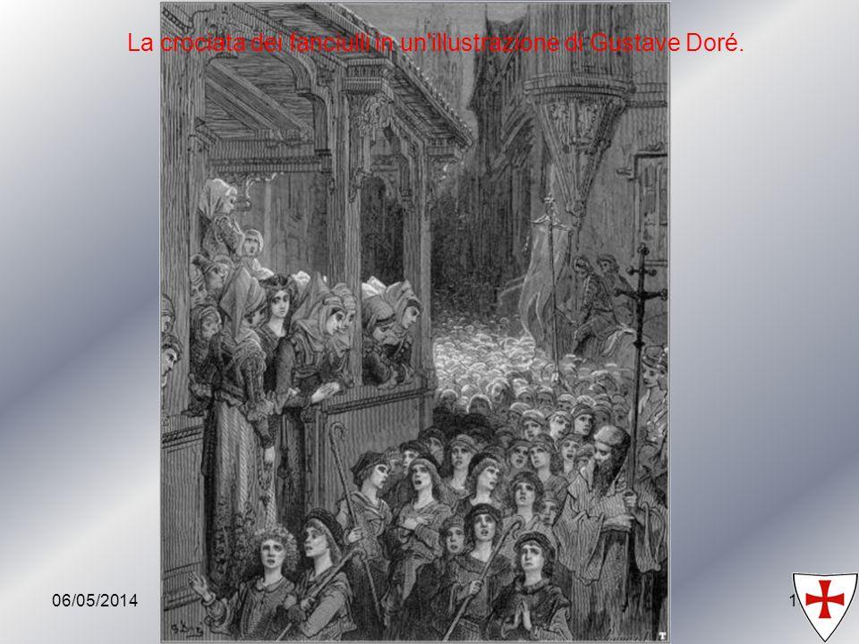 06/05/201413 La crociata dei fanciulli in un'illustrazione di Gustave Doré.
