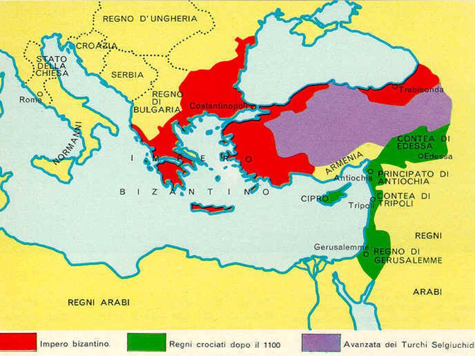 7 Limperatore vuole principalmente riconquistare i territori perduti.
