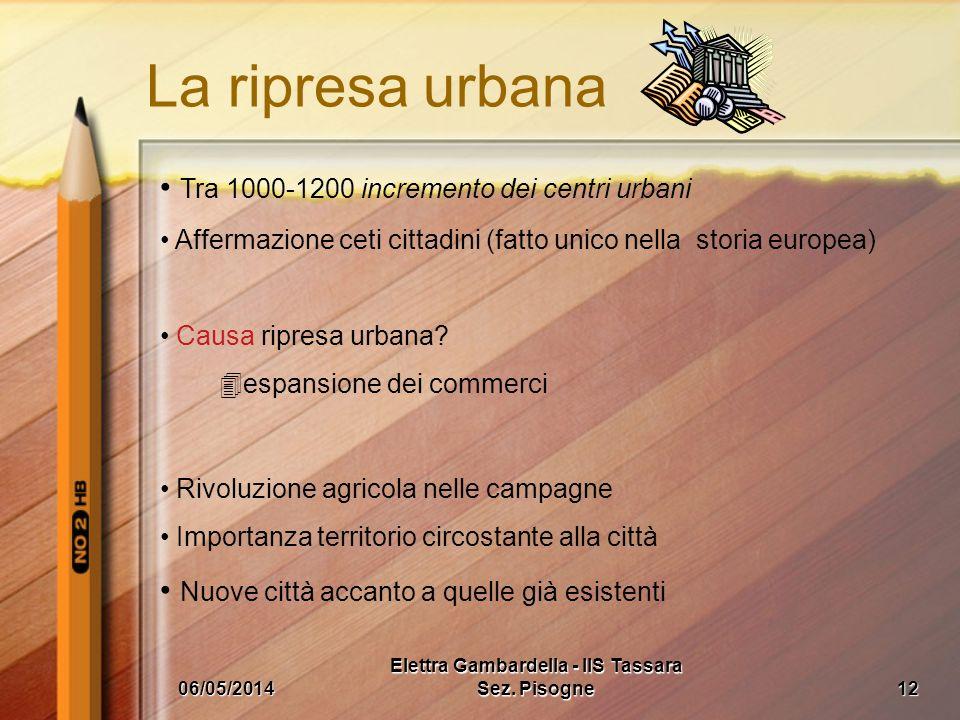 Ripresa circolazione monete auree dopo il 1250 in città italiane Ogni città una propria moneta Le principali monete sono: Incremento dei commerci e cr