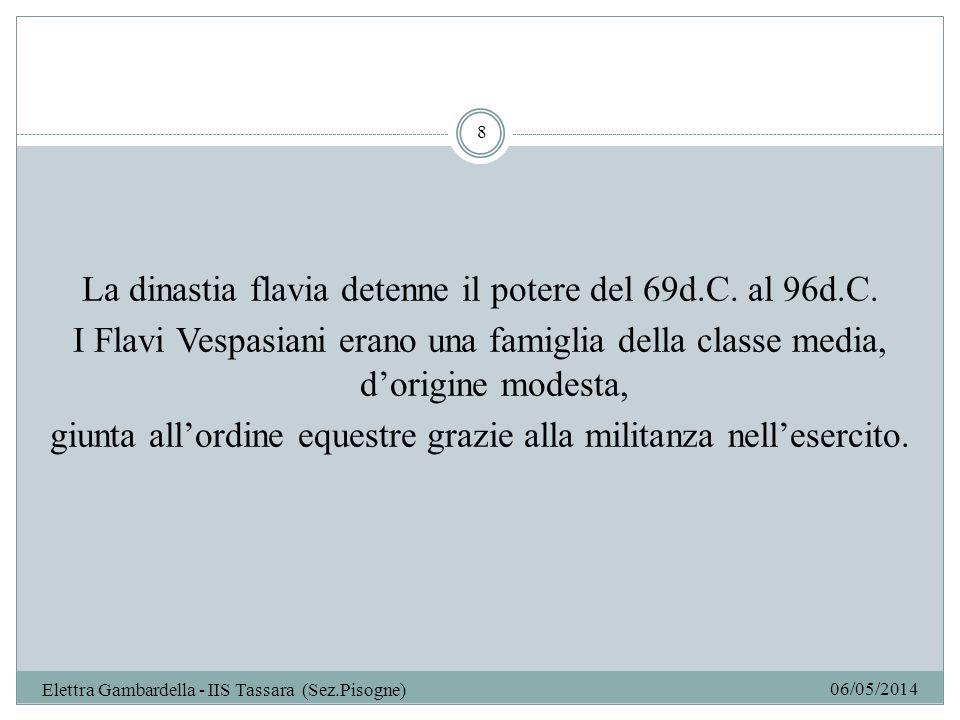 06/05/2014 Elettra Gambardella - IIS Tassara (Sez. Pisogne) 9