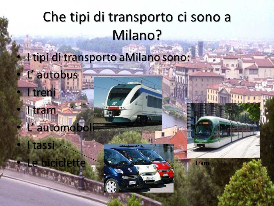 Perché e` Speciale la citta` di Milano.