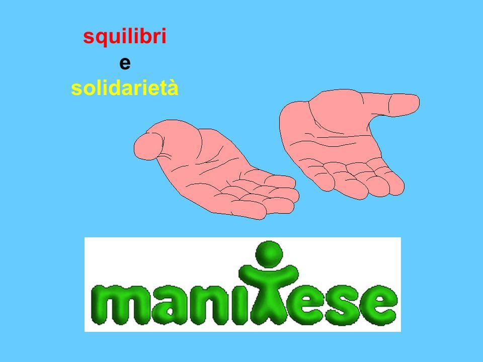 squilibri e solidarietà