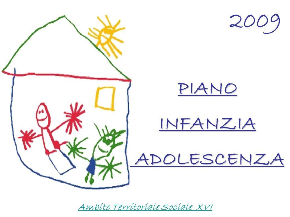 Ambito Territoriale Sociale XVI 2009PIANOINFANZIA ADOLESCENZA ADOLESCENZA