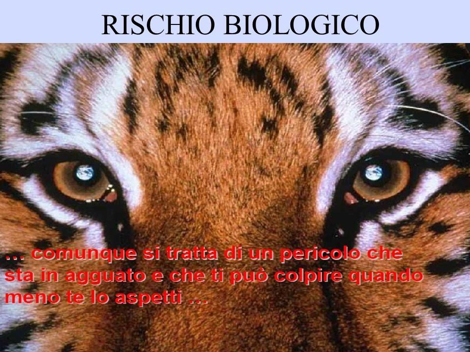 RISCHIO BIOLOGICO