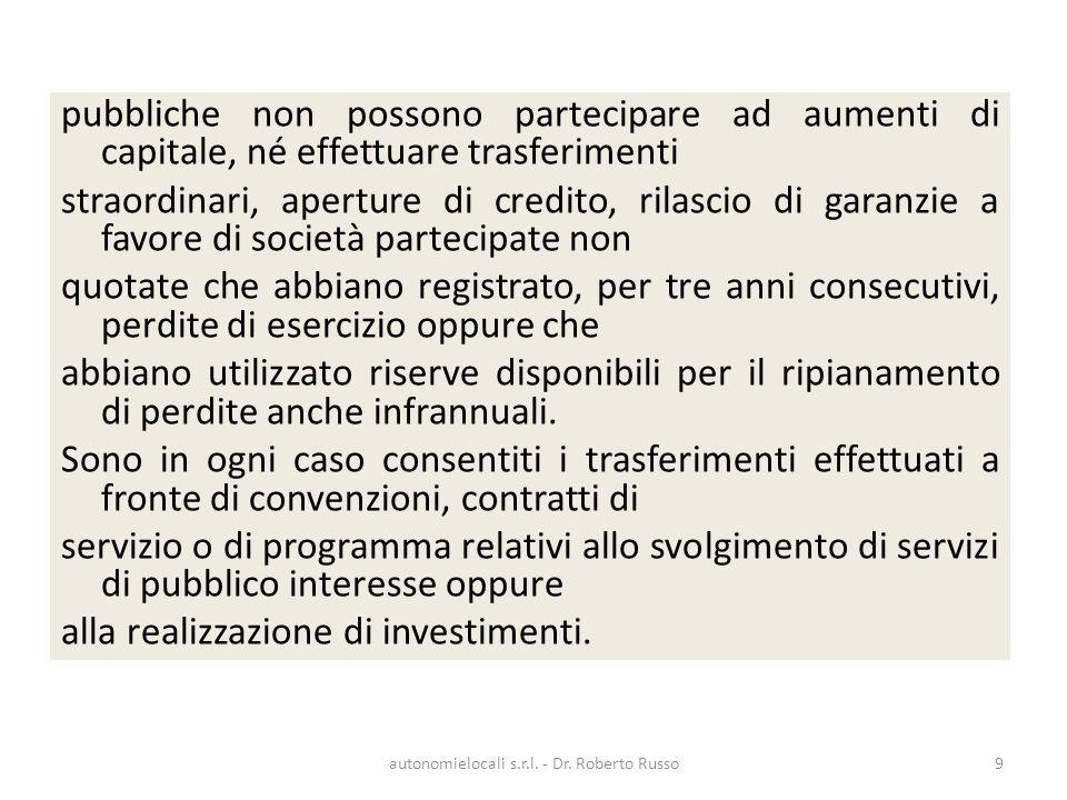 4.Applicabilità del decreto legislativo n.