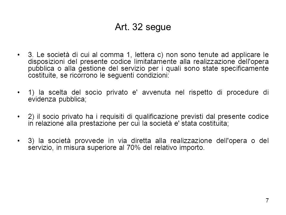7 Art. 32 segue 3.