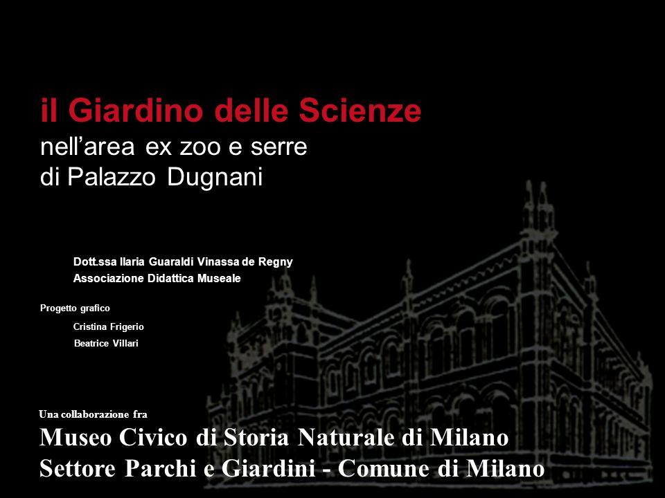 Museo Civico di Storia Naturale di Milano I laboratori Per il conseguimento dei suoi fini il museo si avvale di laboratori specializzati, nei quali i tecnici preparano gli esemplari per le esposizioni e per le raccolte scientifiche.