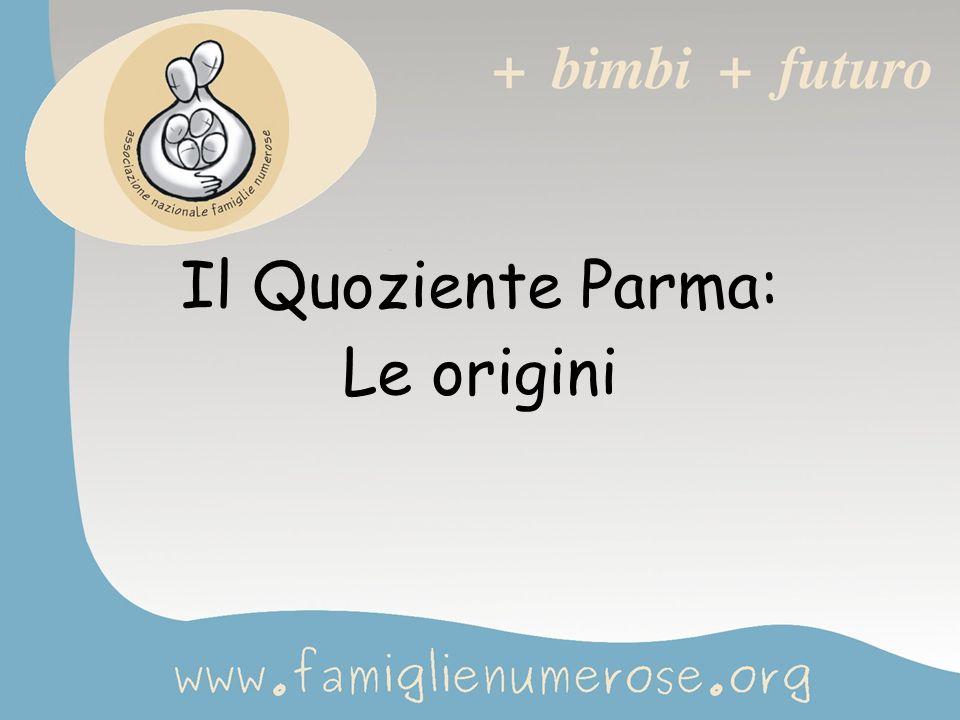 Il Quoziente Parma: Le origini