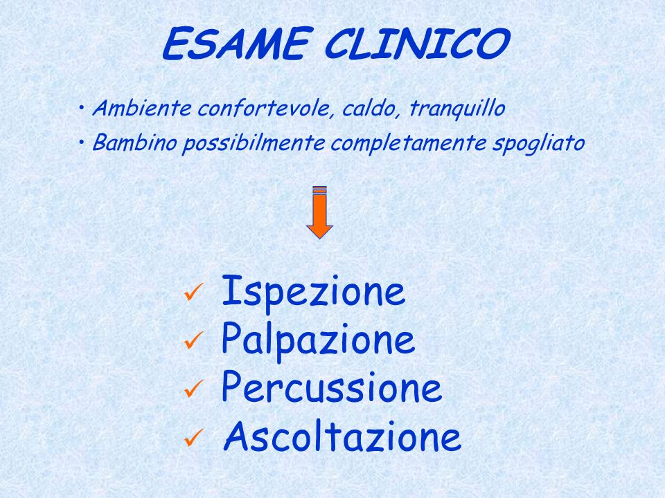 ESAME CLINICO EDEMA: imbibizione del tessuto sottocutaneo dovuta ad una ritenzione idro-salina.