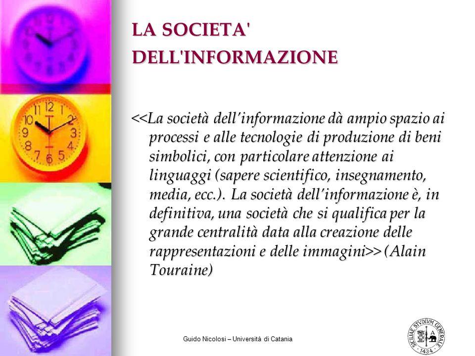 LA SOCIETA' DELL'INFORMAZIONE > (Alain Touraine) > (Alain Touraine)