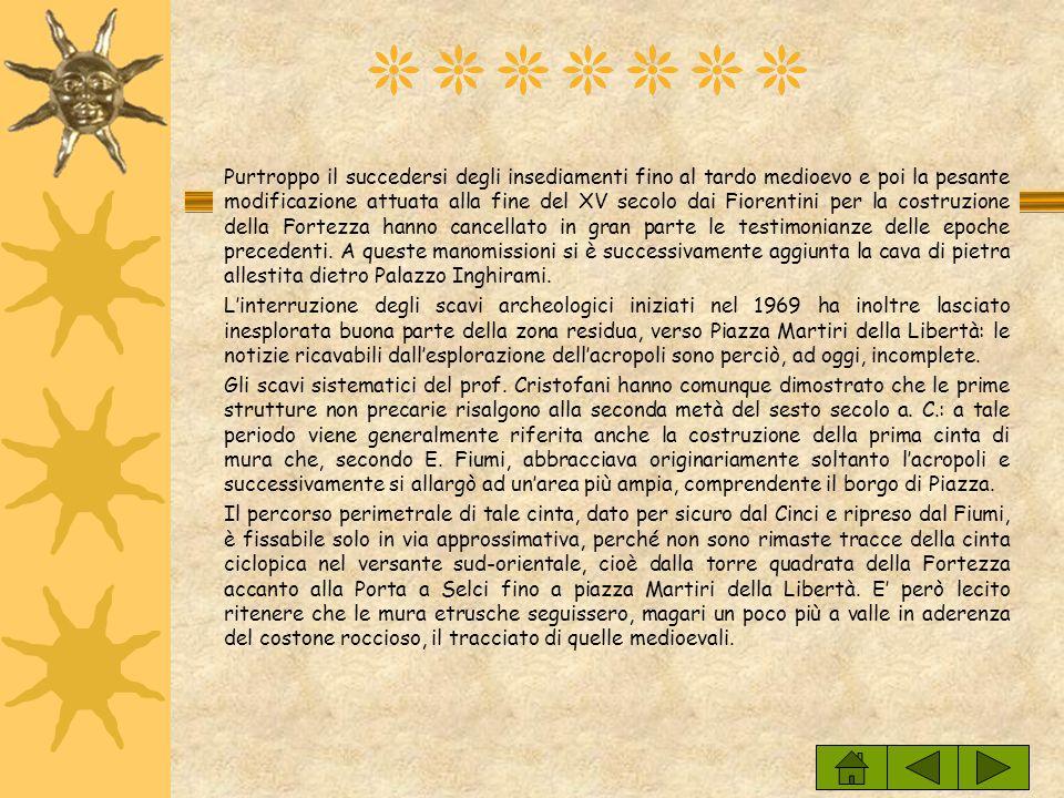 Livio ci presenta la stirpe etrusca come un popolo che fra tutti gli altri si dedicò particolarmente alle pratiche religiose: nella religione etrusca,