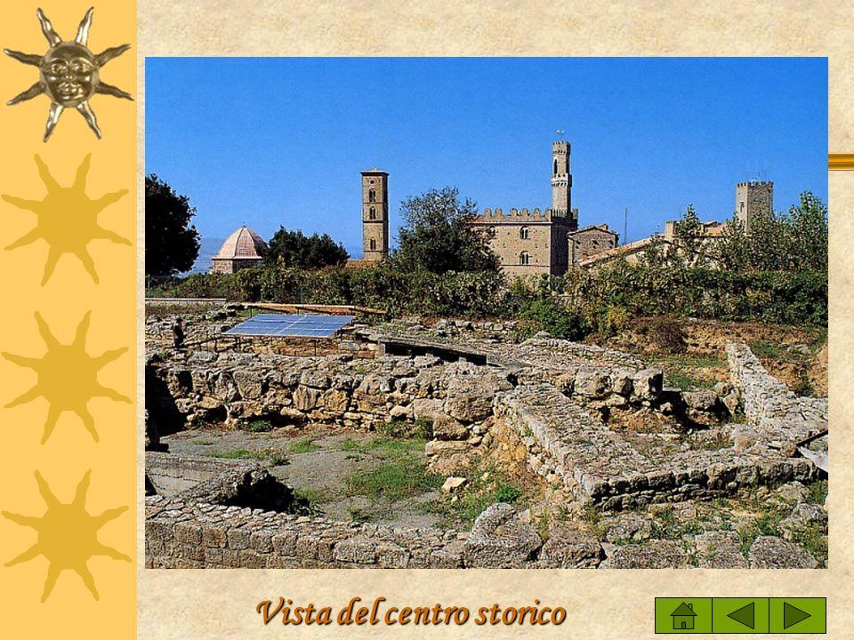 … e le sue immagini … e le sue immagini Vista della Fortezza Medicea
