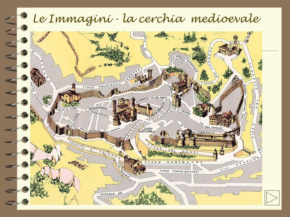 Durante la II° Guerra Mondiale, le truppe tedesche che occupavano Volterra, decisero di far saltare la Porta all'Arco per bloccare lingresso della cit