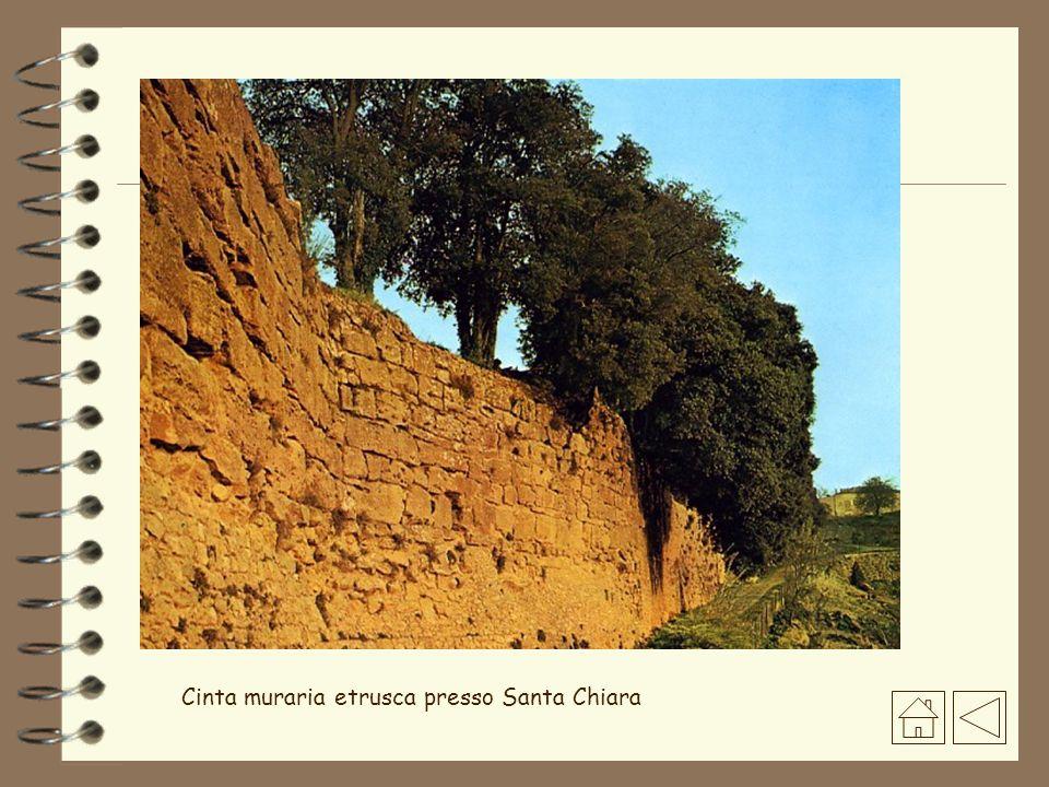Porta AllArco Porta Diana Porte della cerchia etrusca