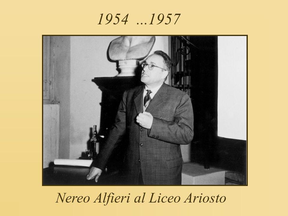 Nereo Alfieri...chi era Nereo Alfieri a cura di Cinzia Solera Musica di Silvia Franzoni