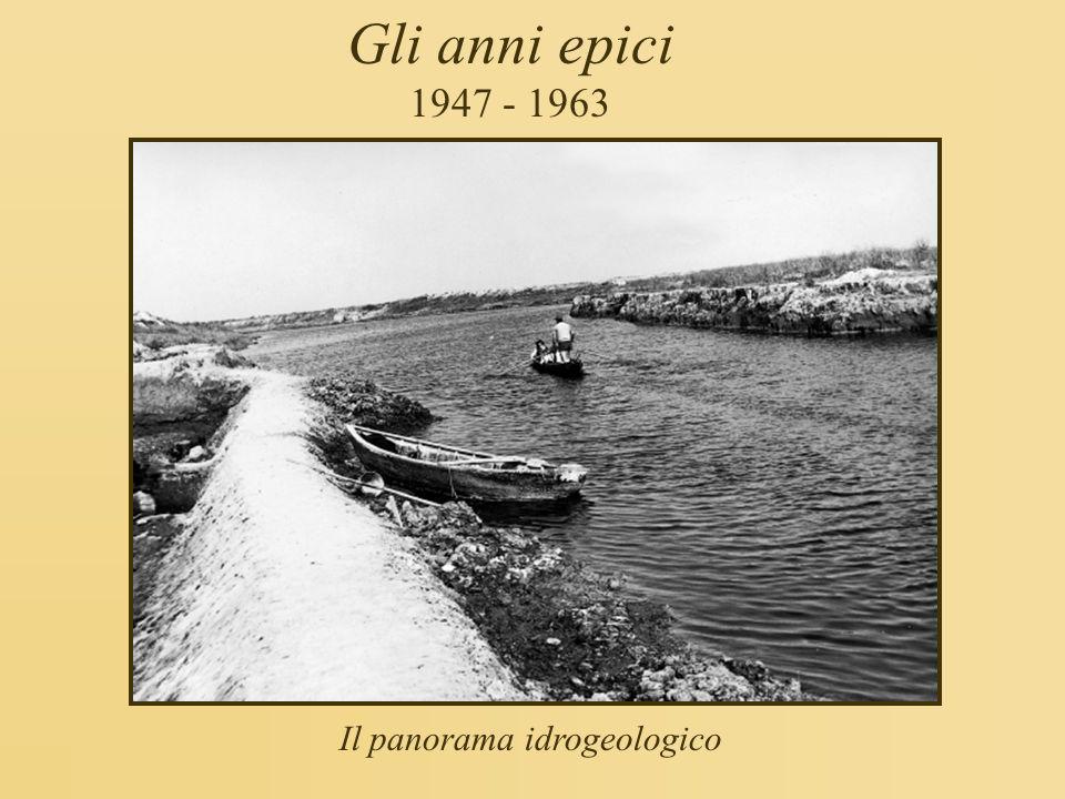 Gli anni epici 1947 - 1963 con Paolo Enrico Arias (1953)