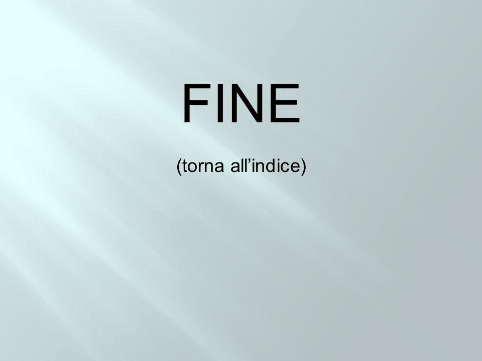 FINE (torna allindice)