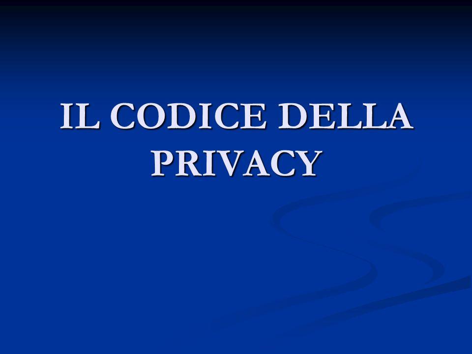 Le Procedure Regole Generali Regole Generali Pubblica Amministrazione Pubblica Amministrazione Privati od Enti Pubblici Economici Privati od Enti Pubblici Economici Particolari Categorie di Dati Particolari Categorie di Dati