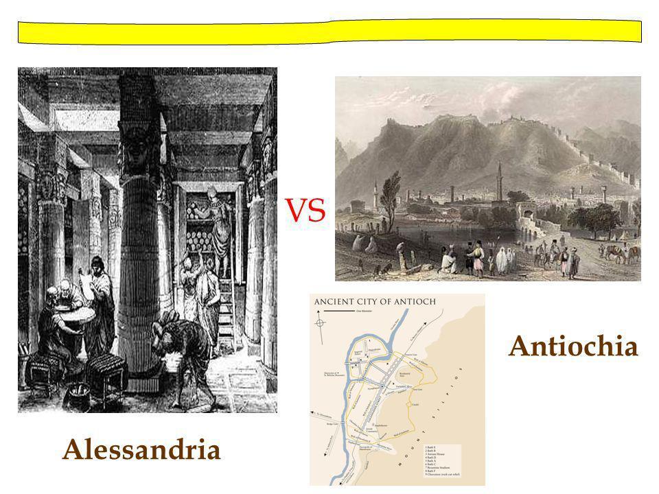VS Alessandria Antiochia