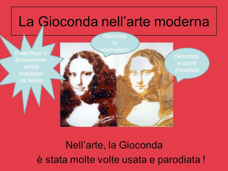 DUCHAMP Si tratta di una riproduzione fotografica dellariproduzione fotografica Gioconda di Leonardo da Vinci alla qualeGiocondaLeonardo da Vinci sono stati aggiunti provocatoriamente dei baffi e un pizzetto.