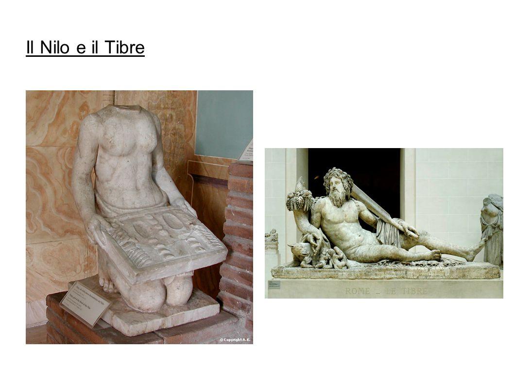 Il Nilo e il Tibre
