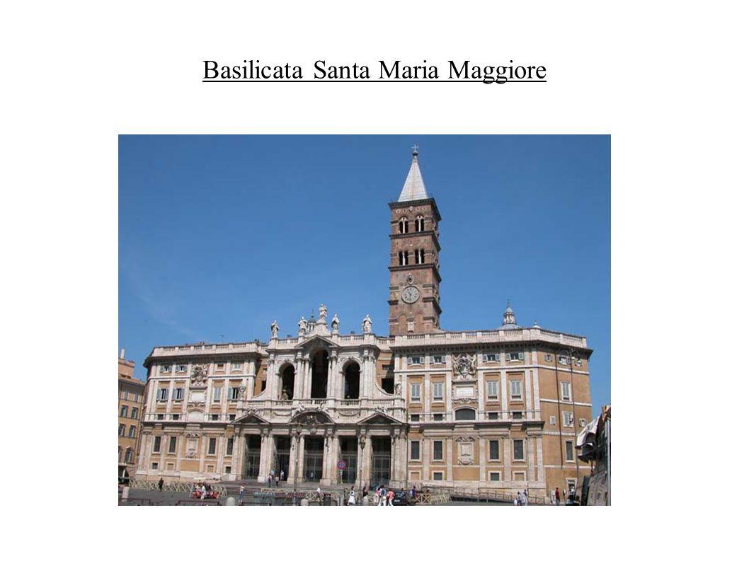 Basilicata Santa Maria Maggiore