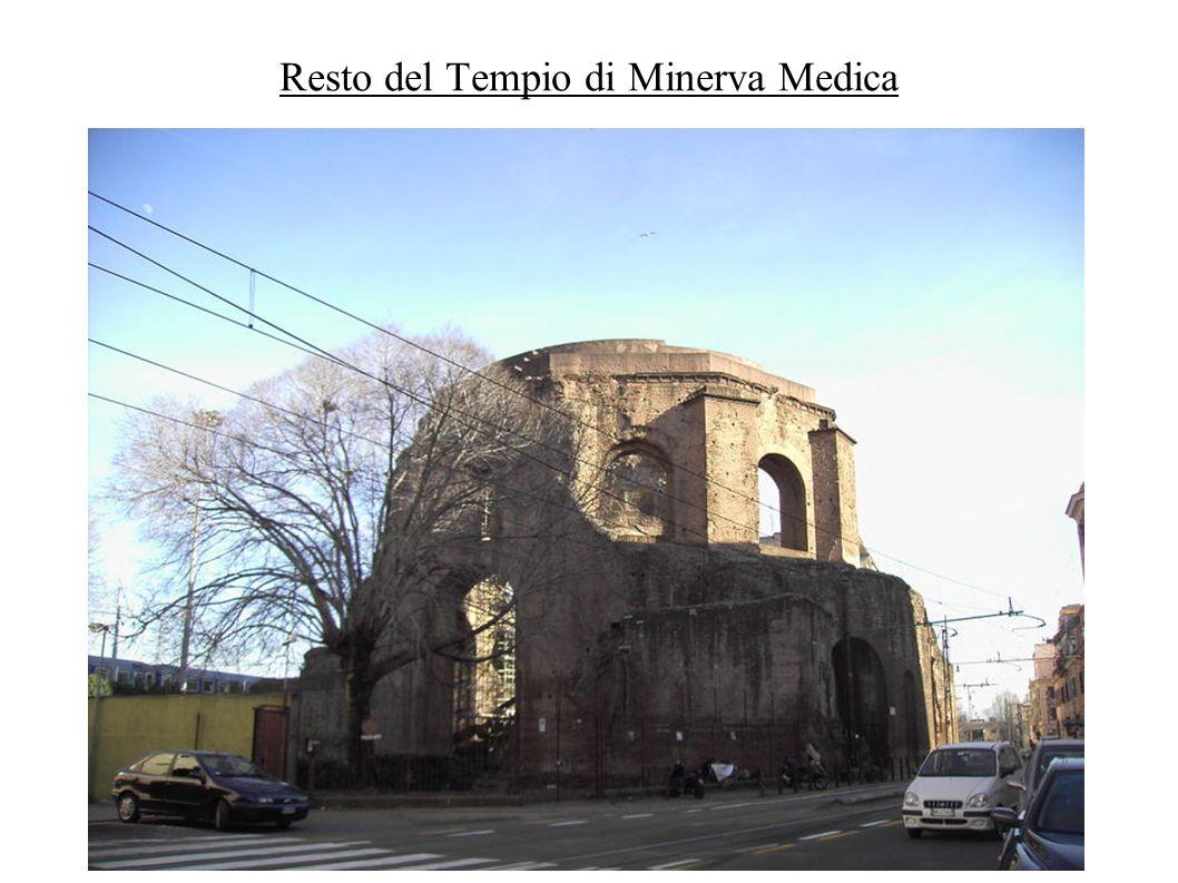Resto del Tempio di Minerva Medica