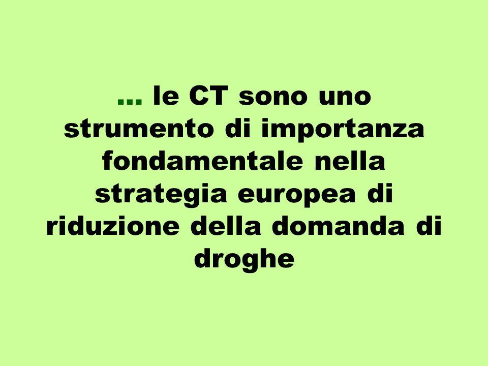 Il modello della CT è in crisi.