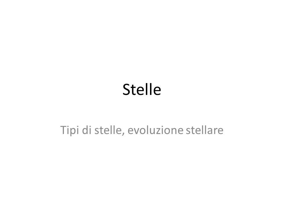 70 - LE STELLE