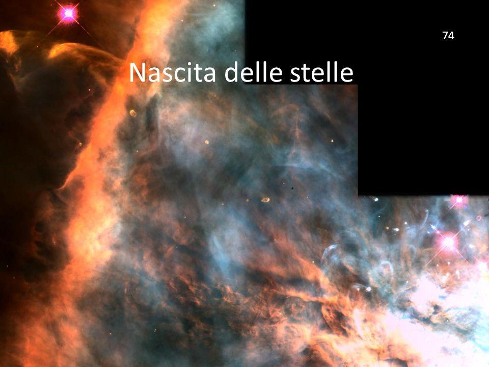 Nascita delle stelle 74
