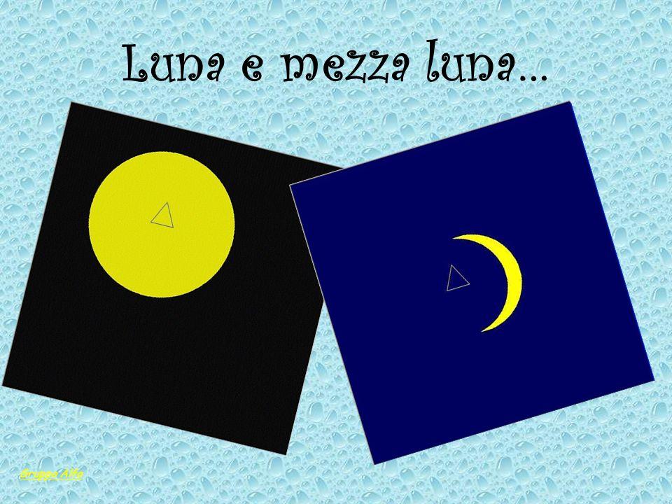 Luna e mezza luna… Gruppo Alfa