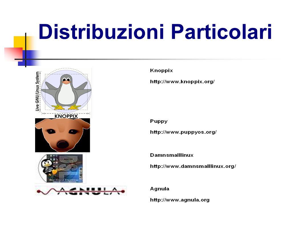 Distribuzioni Particolari