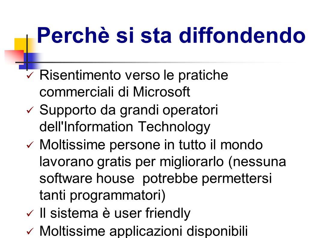 Sistemi preinstallati E possibile l acquisto di sistemi con Linux preconfigurato, anche se è un po difficile reperirli nel nostro paese.