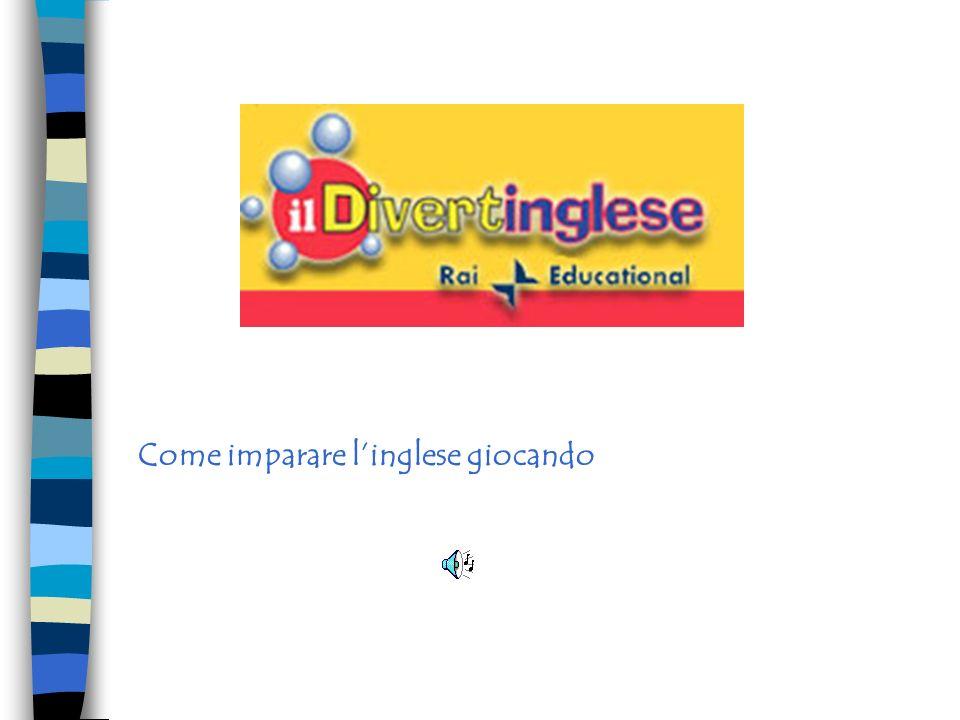 Come imparare linglese giocando