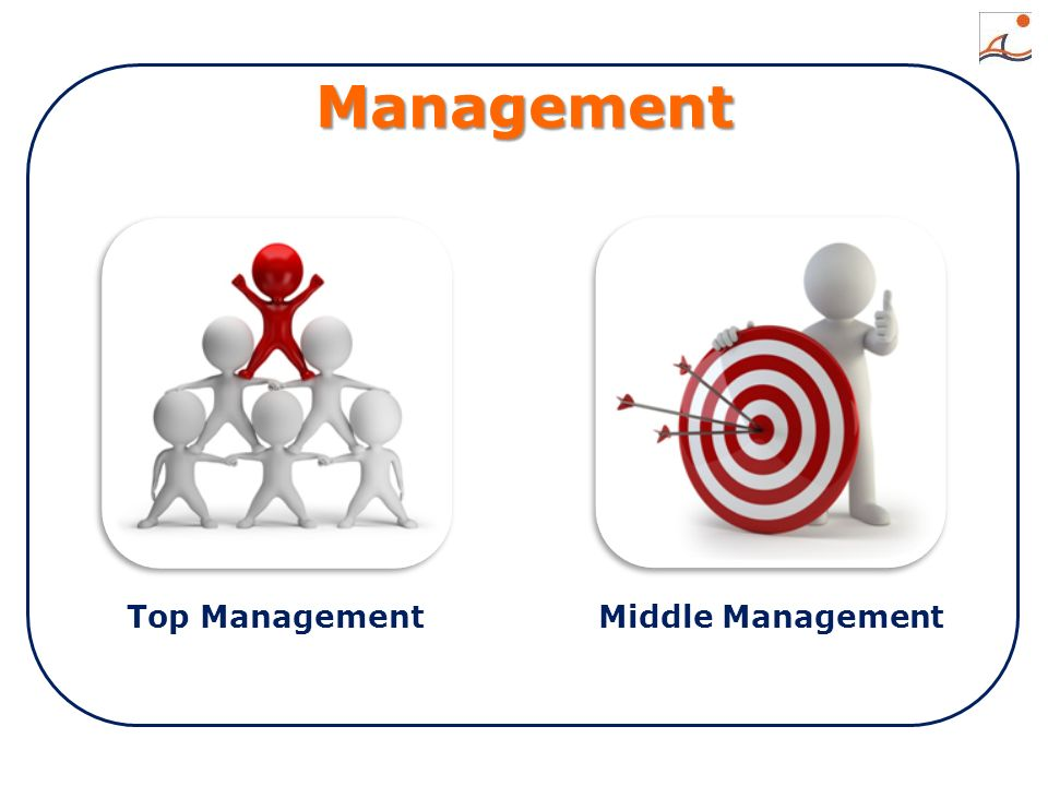 Management Top ManagementMiddle Management