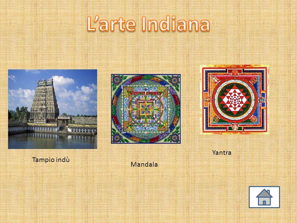 Mandala Yantra Tampio indù