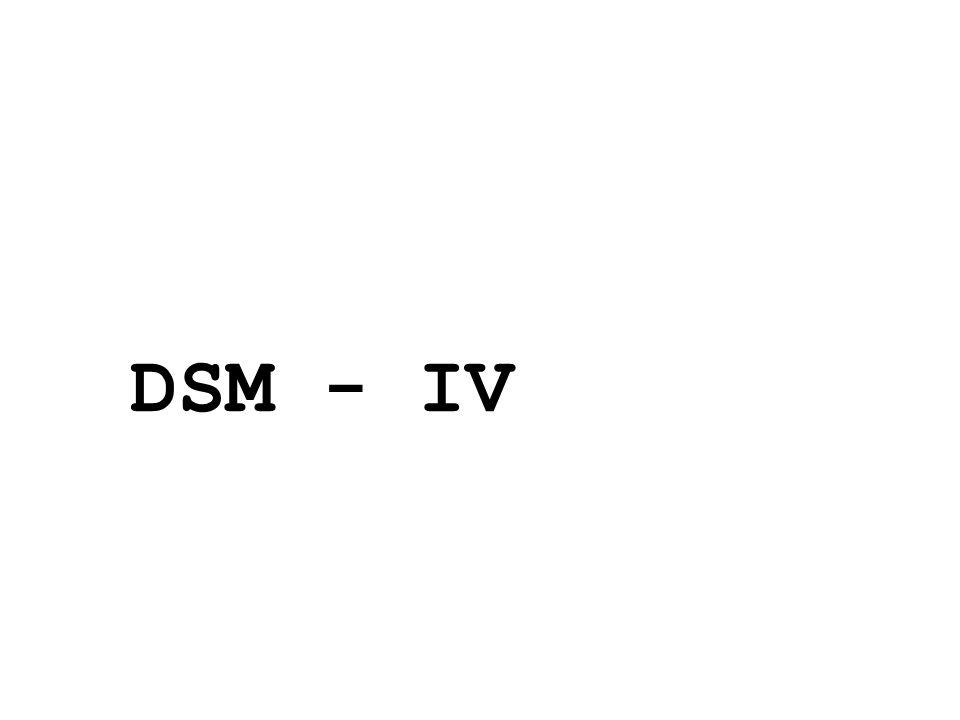 24/05/1121 DSM - IV