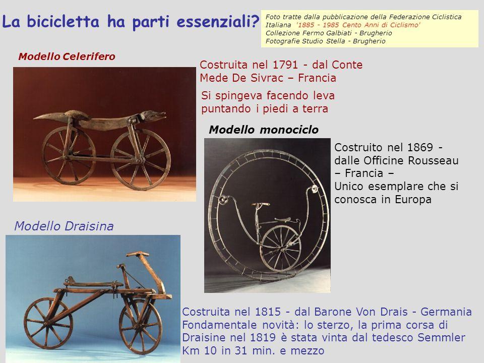 Lezione Rappresentazione e ragionamento spaziale Francesco Mele ICIB Consiglio Nazionale delle Ricerche Facoltà di Architettura SUN - 28 La bicicletta