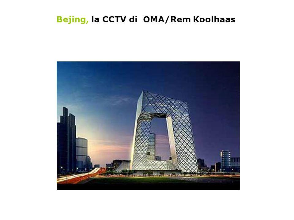 Bejing, la CCTV di OMA/Rem Koolhaas