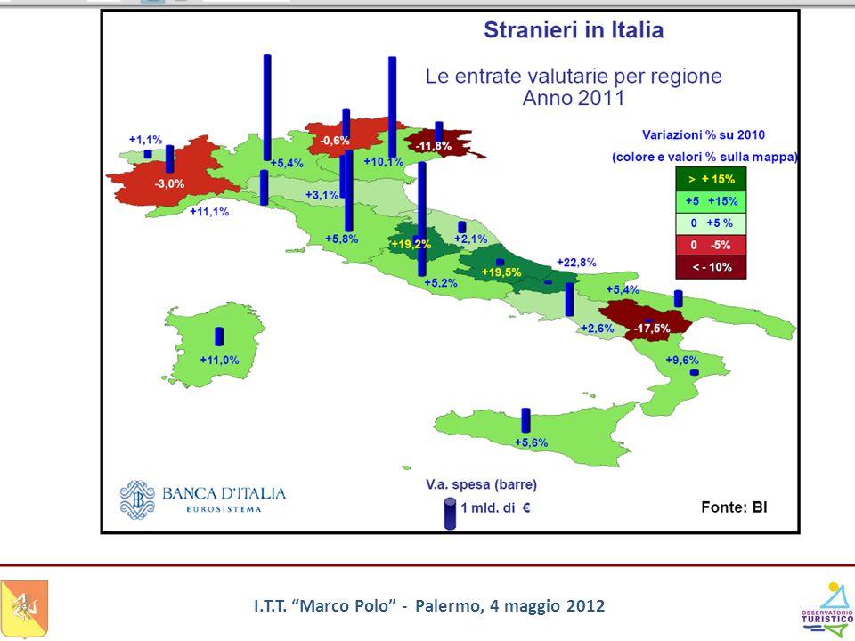 I.T.T. Marco Polo - Palermo, 4 maggio 2012