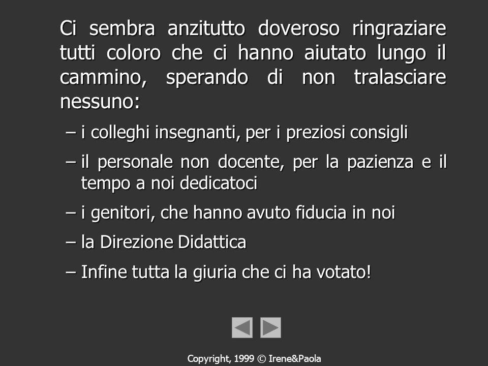 Nota Introduttiva Questo progetto è stato realizzato in occasione di un concorso a premi indetto dal Vicariato di Roma dal titolo Giubileo 2000, apert