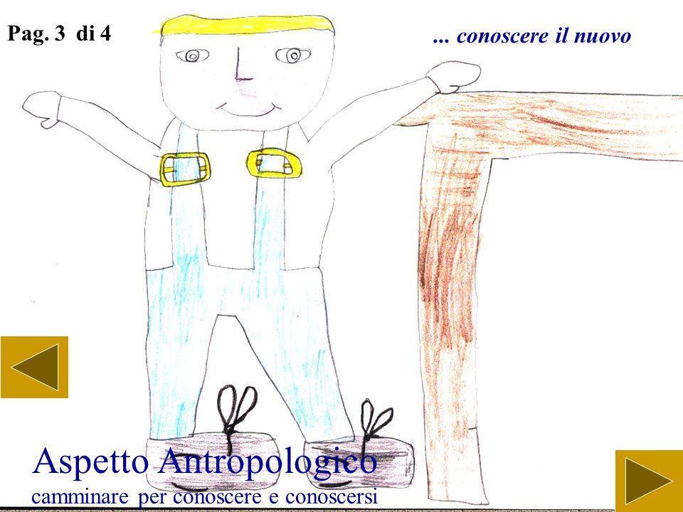 Aspetto Antropologico camminare per conoscere e conoscersi Pag. 2 di 4... mettersi alla prova